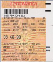 GChiaramida Premium: - TERNOVANTA - AMBO SECCO O IN TERZINA 67-90 SU PALERMO (23/7) 84810