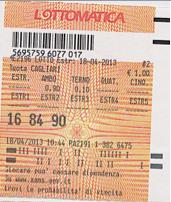 GChiaramida Premium: - TERNOVANTA - AMBO SECCO O IN TERZINA 67-90 SU PALERMO (23/7) 90909010