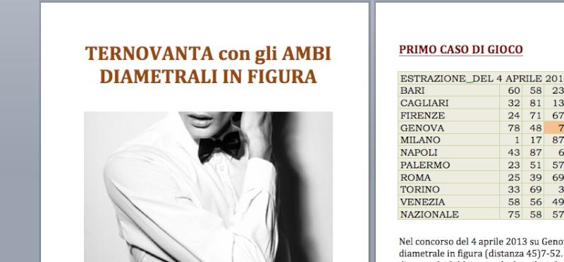 GChiaramida Premium: - TERNOVANTA - AMBO SECCO O IN TERZINA 67-90 SU PALERMO (23/7) Capito10