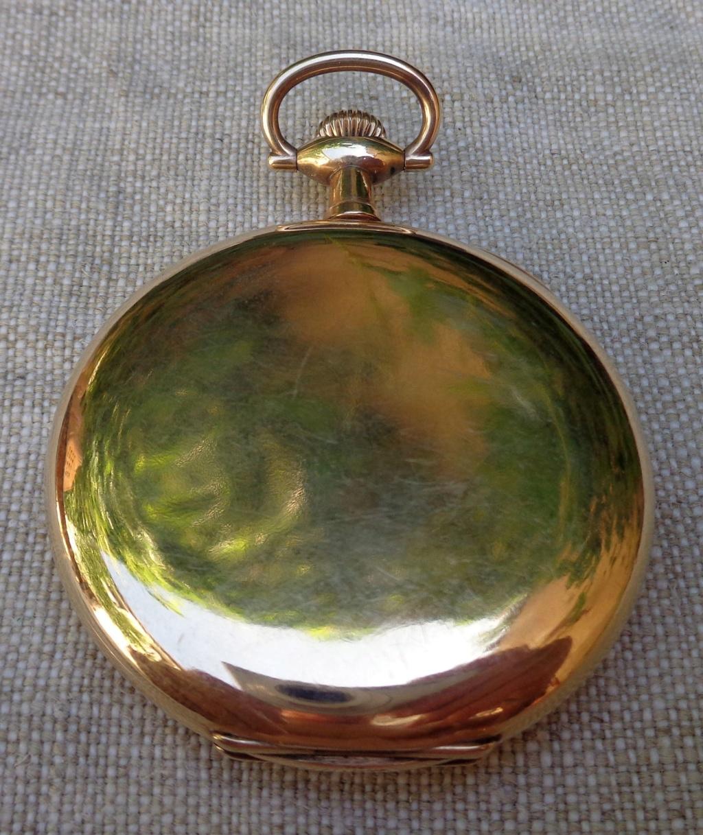 Comment dater une montre vintage américaine HOWARD  Dsc05011