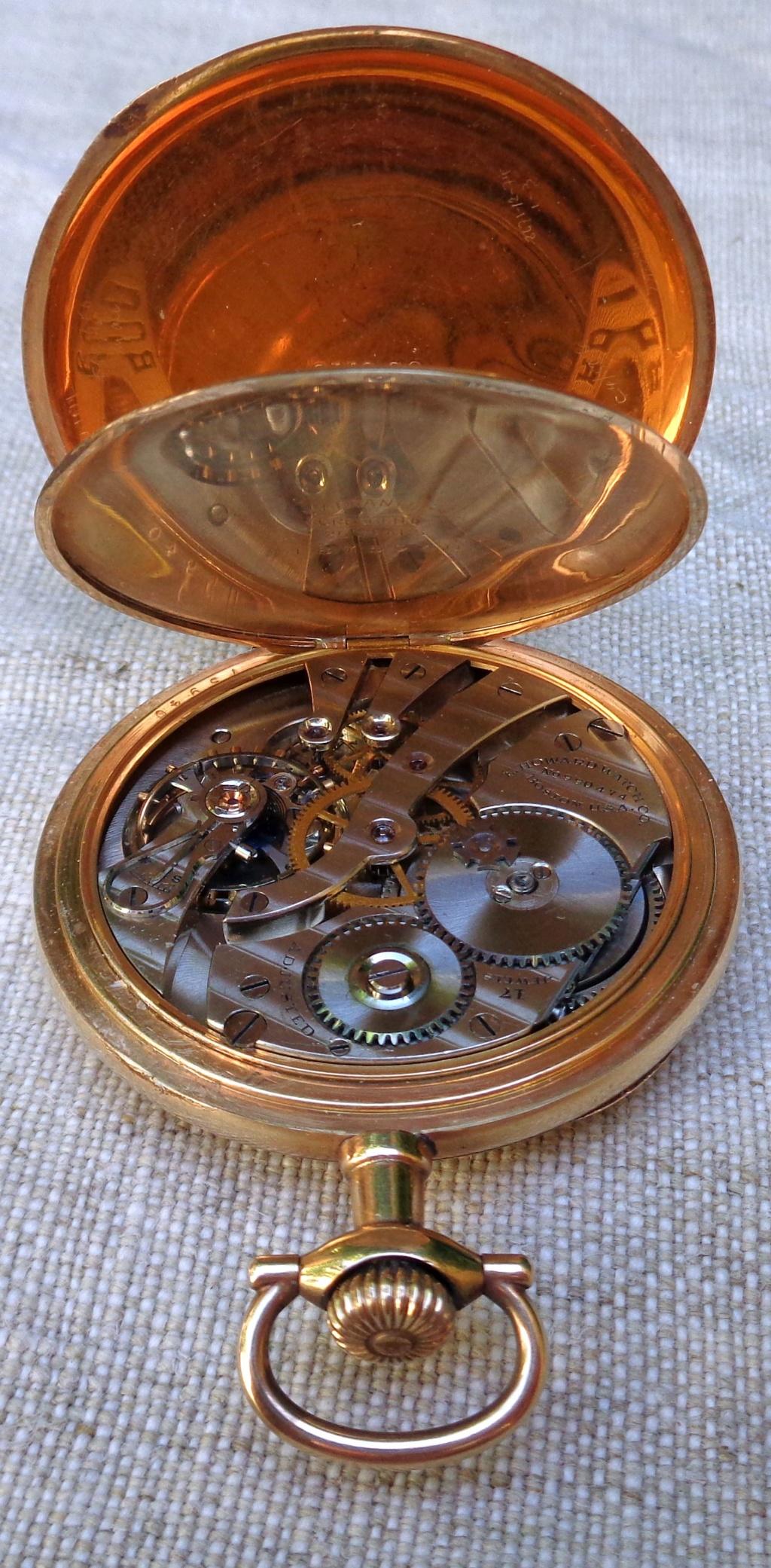 Comment dater une montre vintage américaine HOWARD  Dsc05014