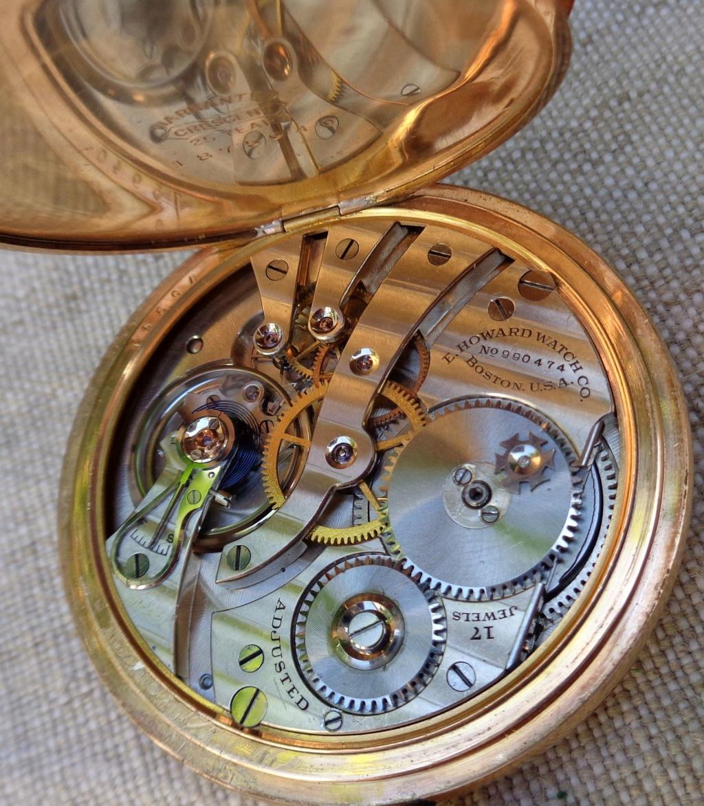 Comment dater une montre vintage américaine HOWARD  Dsc05015