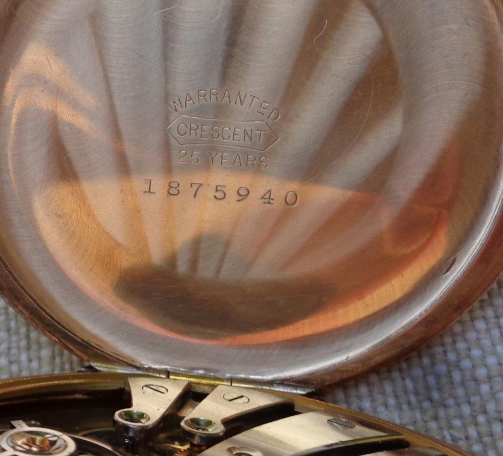 Comment dater une montre vintage américaine HOWARD  Dsc05016