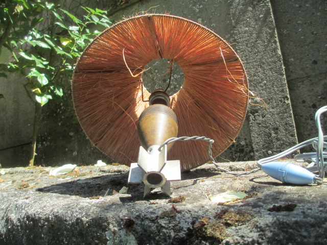 une lampe de chevet .... 00256