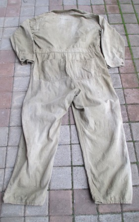 Coverall. 00617