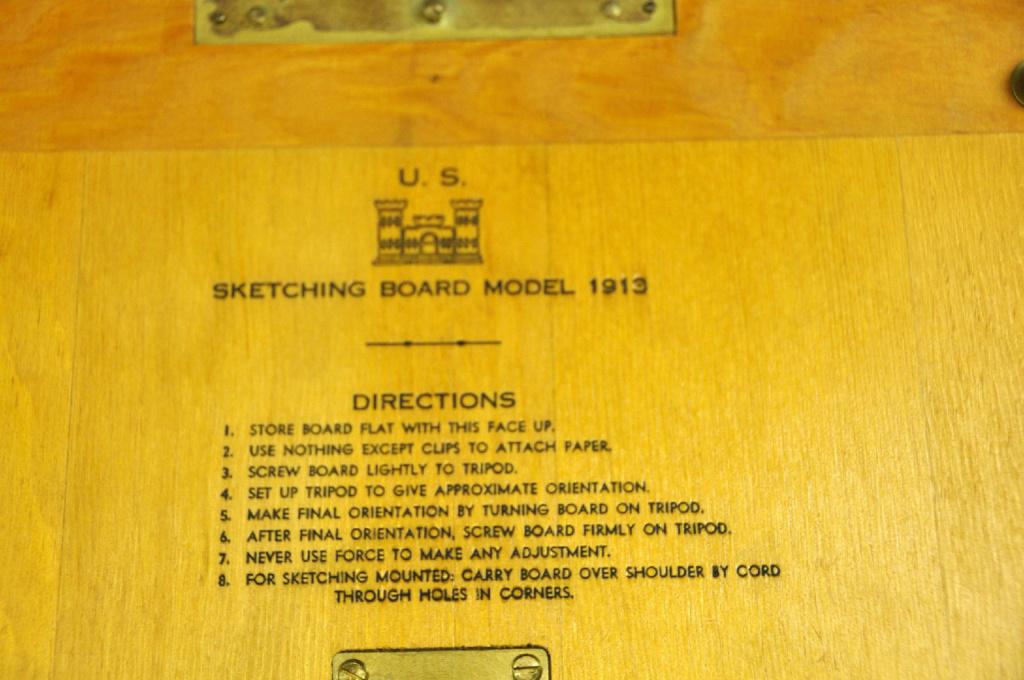 Table topo US Board610
