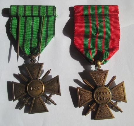 Trouvaille médailles en cadre et autres.  Img_0138
