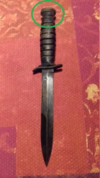 Avis sur couteau US  Z10026