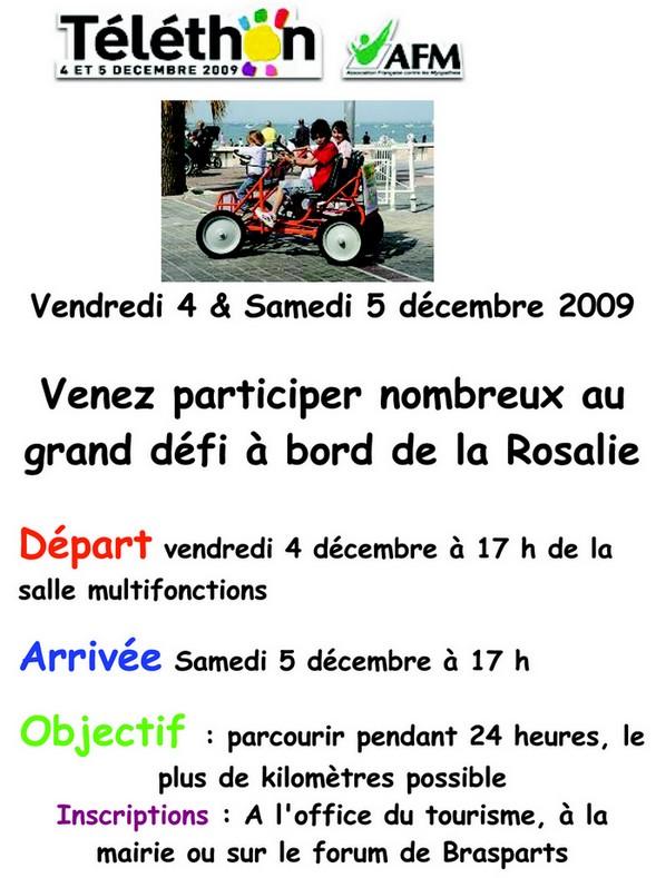Télethon 4 et 5 décembre Annonc11