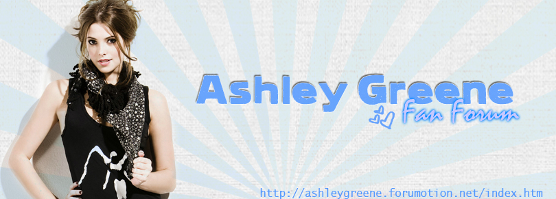 Ashley Greene Balkan