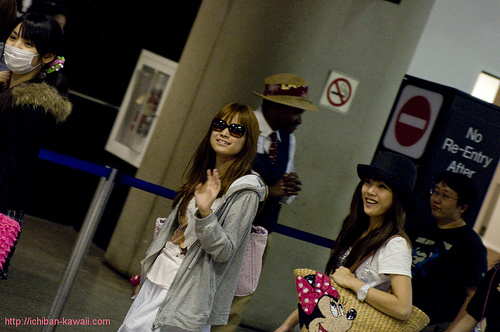 MORNING MUSUME IN LOS ANGELES 36804010