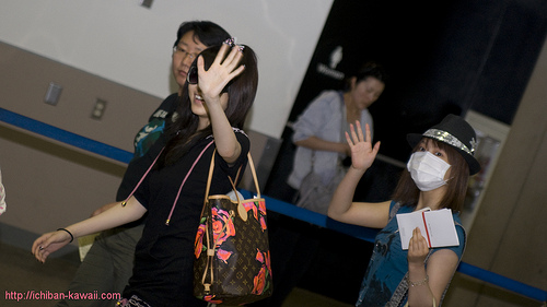 MORNING MUSUME IN LOS ANGELES 36804011
