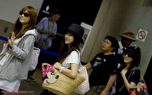 MORNING MUSUME IN LOS ANGELES 36812210