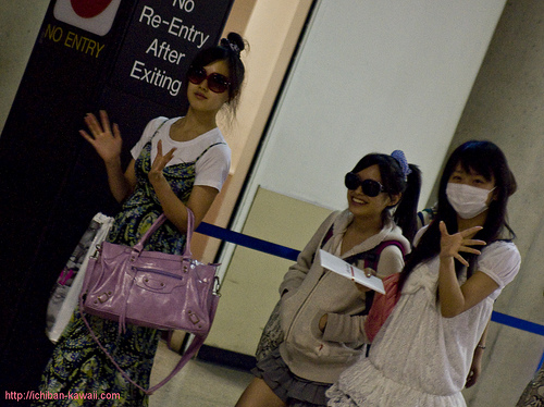 MORNING MUSUME IN LOS ANGELES 36812212