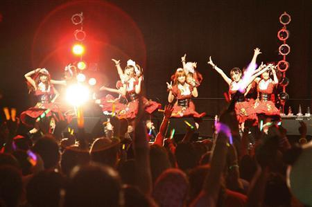 MORNING MUSUME IN LOS ANGELES Gnj09010