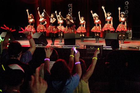 MORNING MUSUME IN LOS ANGELES Gnj09011