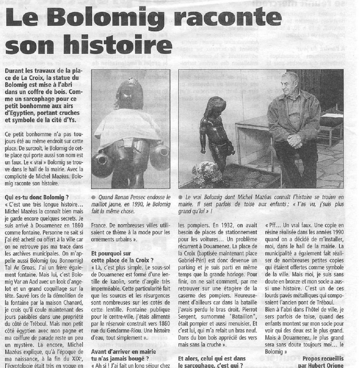 [Vie des ports] LE PORT DE DOUARNENEZ - Page 9 0034