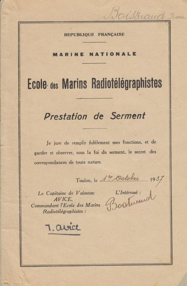 LA SPÉCIALITÉ DE RADIO 064