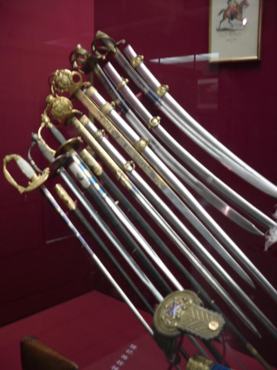 [ Histoires et histoire ] Musée de la cavalerie à Saumur 1010