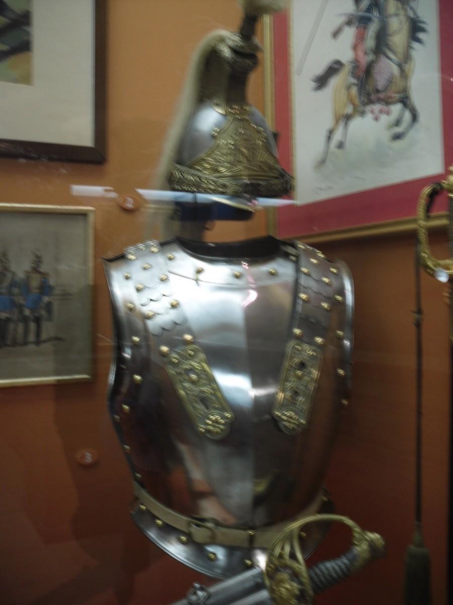 [ Histoires et histoire ] Musée de la cavalerie à Saumur 1210