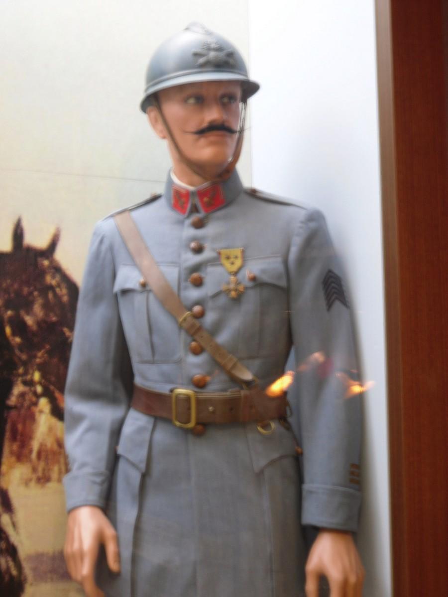[ Histoires et histoire ] Musée de la cavalerie à Saumur 1211