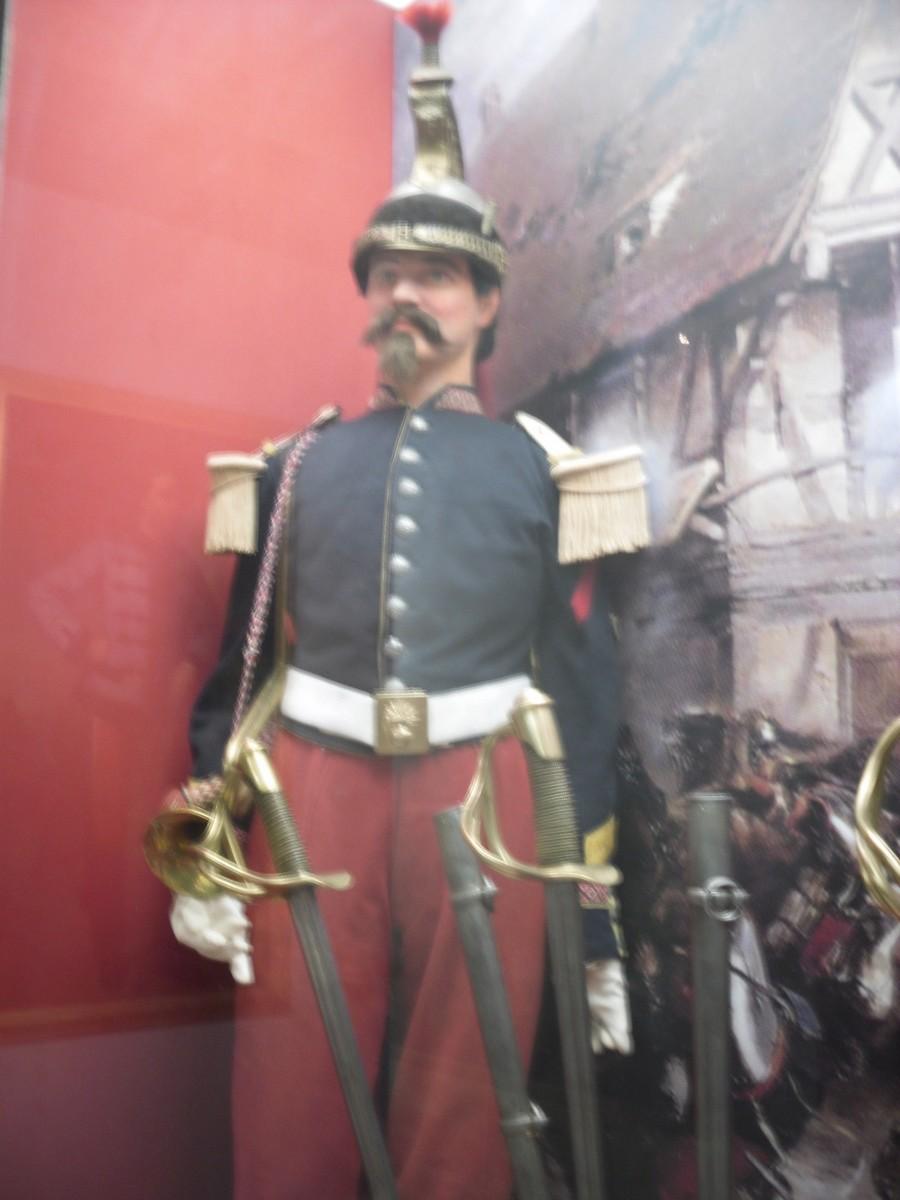 [ Histoires et histoire ] Musée de la cavalerie à Saumur 1310