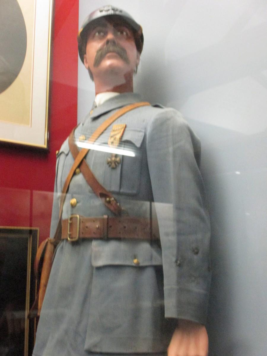 [ Histoires et histoire ] Musée de la cavalerie à Saumur 1311