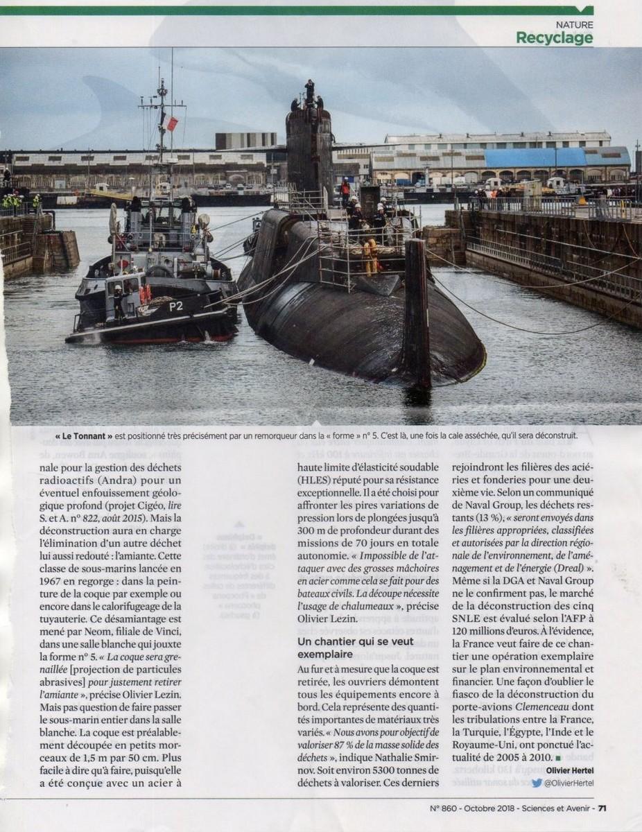 LE REDOUTABLE (SNLE) (Sous surveillance spéciale) - Page 31 139