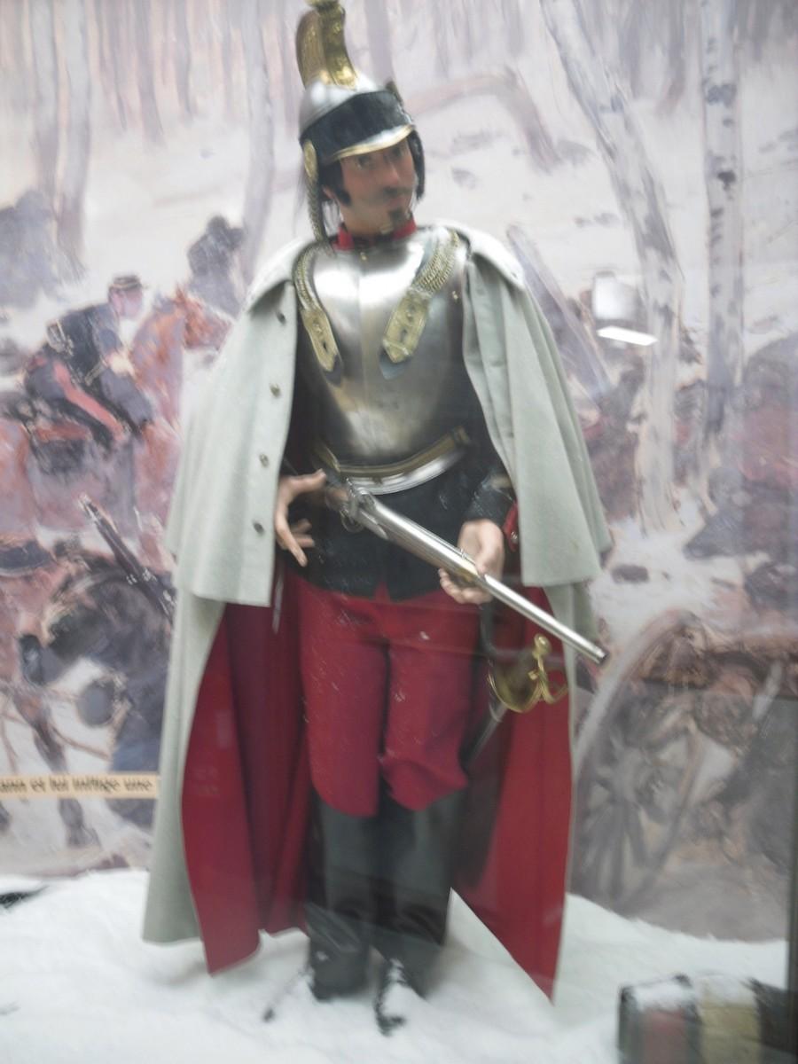 [ Histoires et histoire ] Musée de la cavalerie à Saumur 1410