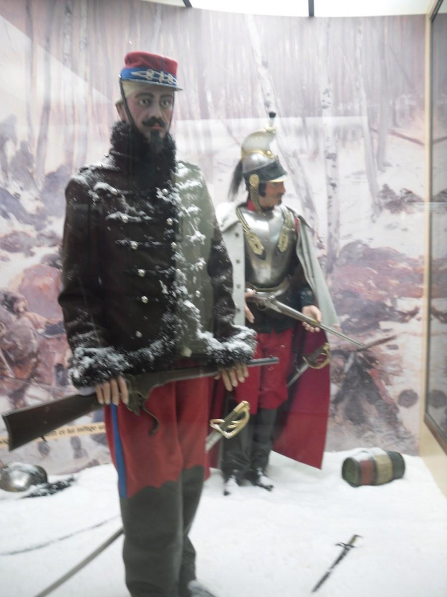 [ Histoires et histoire ] Musée de la cavalerie à Saumur 1510