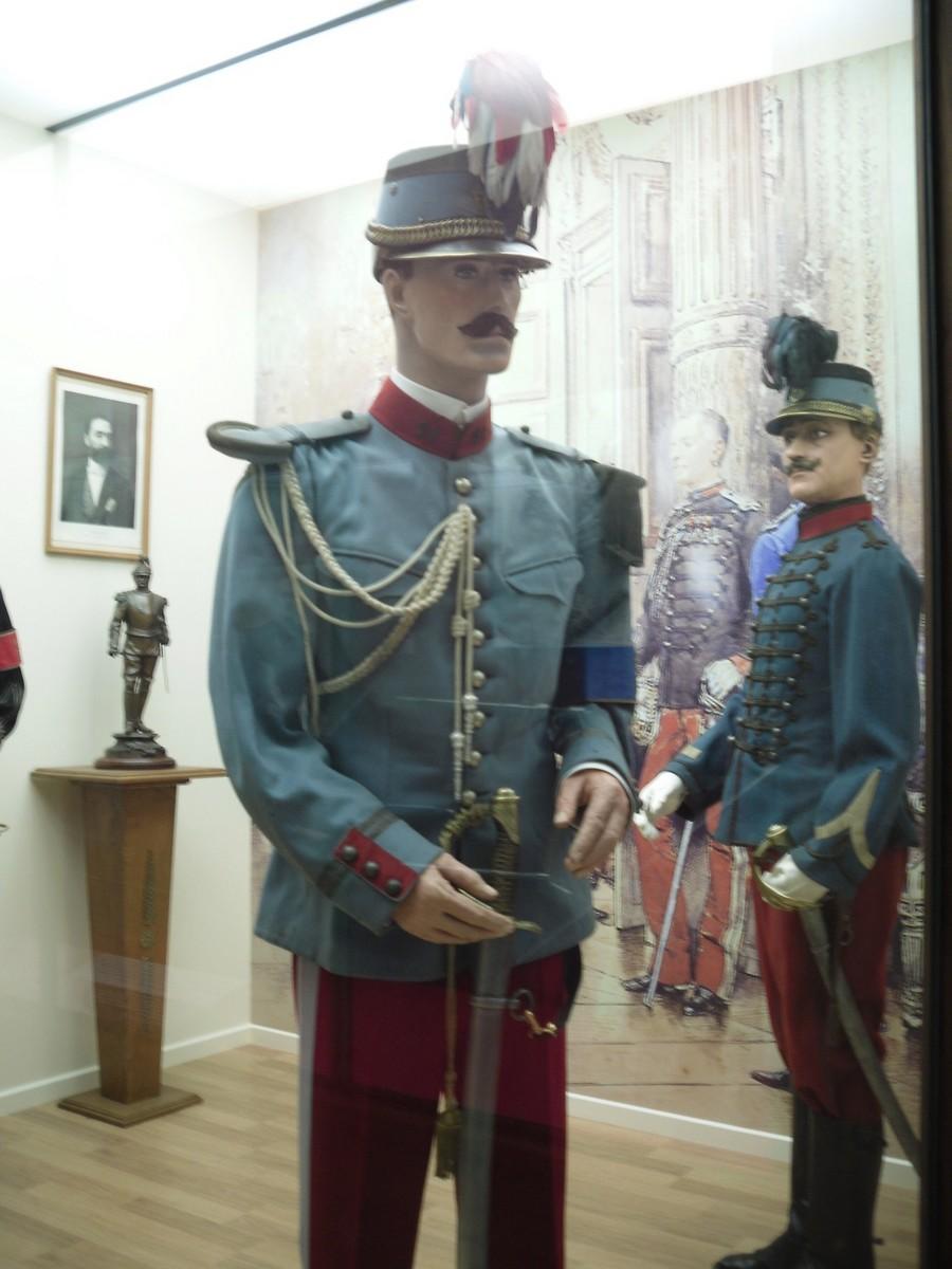 [ Histoires et histoire ] Musée de la cavalerie à Saumur 1610