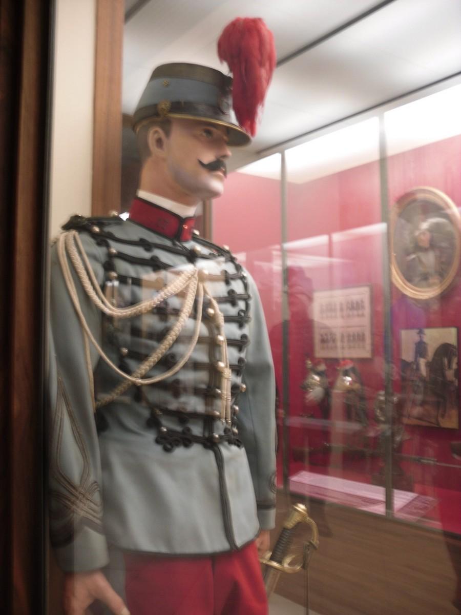 [ Histoires et histoire ] Musée de la cavalerie à Saumur 1810