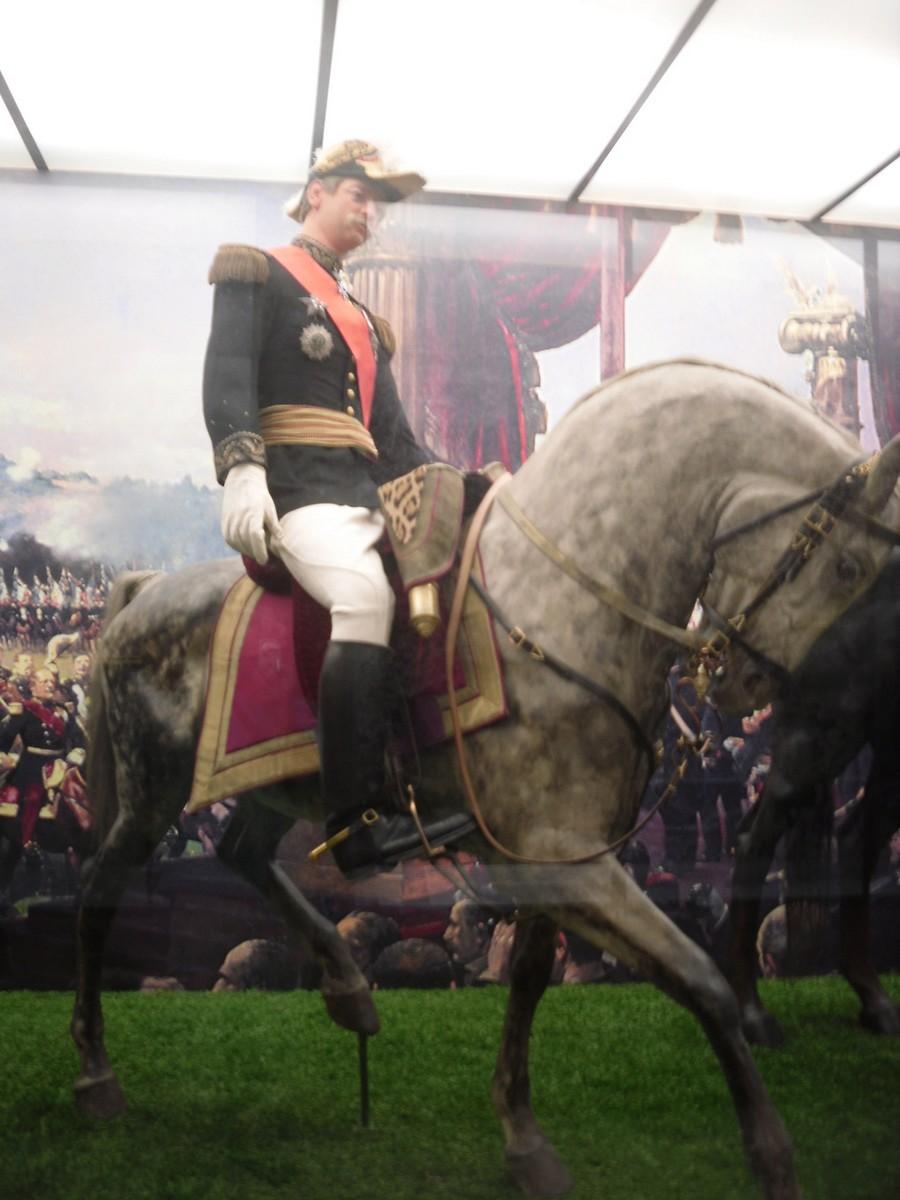 [ Histoires et histoire ] Musée de la cavalerie à Saumur 1910