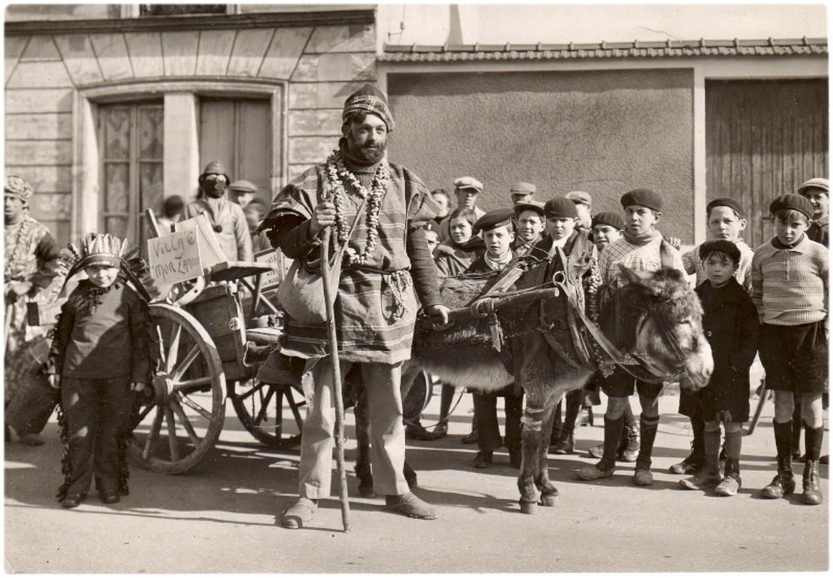 [ Histoires et histoire ] Souvenirs d'un gamin de Seine-et-Oise dans les années 1930-40 1931_m10