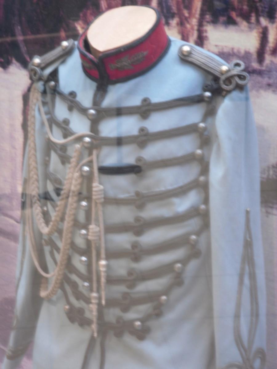 [ Histoires et histoire ] Musée de la cavalerie à Saumur 2010