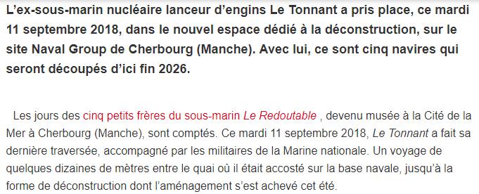 [Autre sujet Marine Nationale] Démantèlement, déconstruction des navires - TOME 2 - Page 38 212