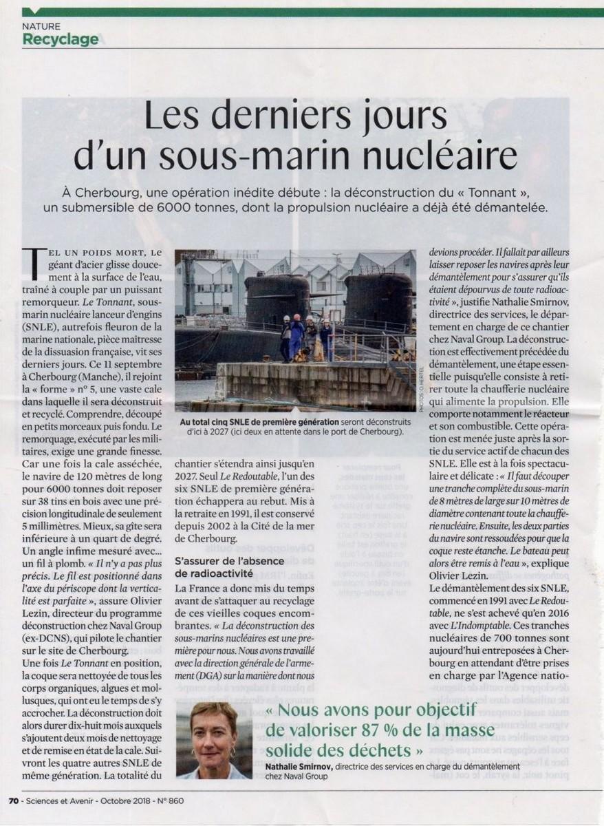 LE REDOUTABLE (SNLE) (Sous surveillance spéciale) - Page 31 231