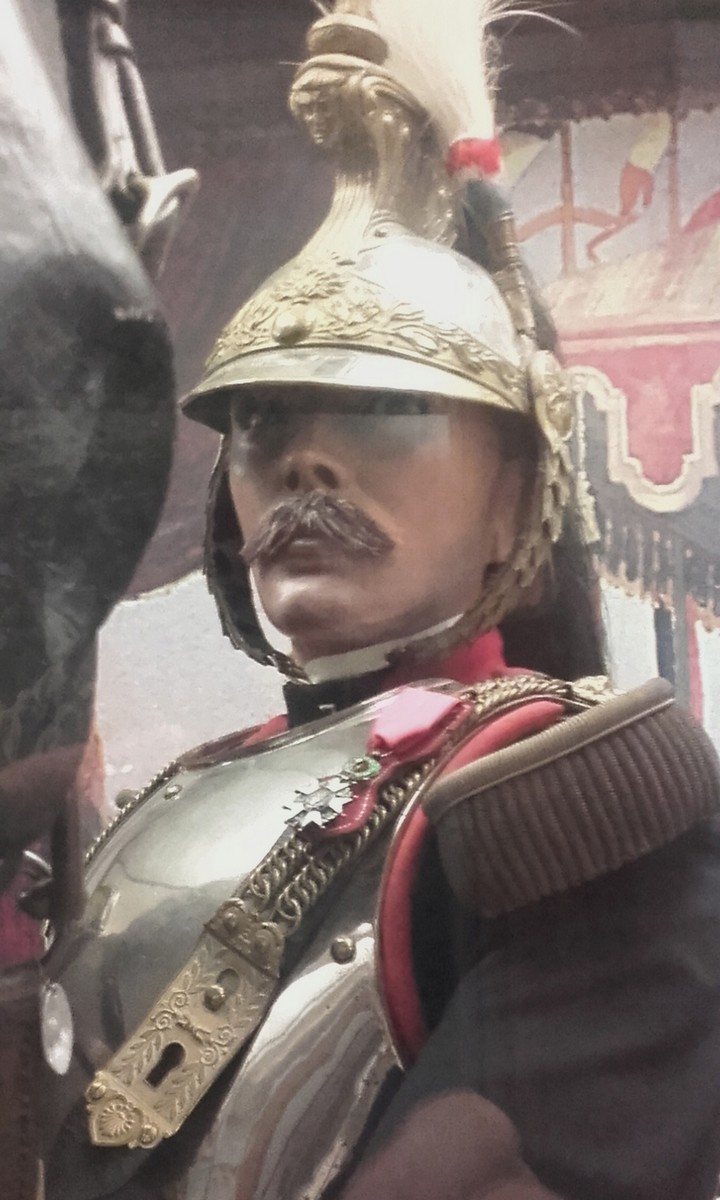 [ Histoires et histoire ] Musée de la cavalerie à Saumur 310