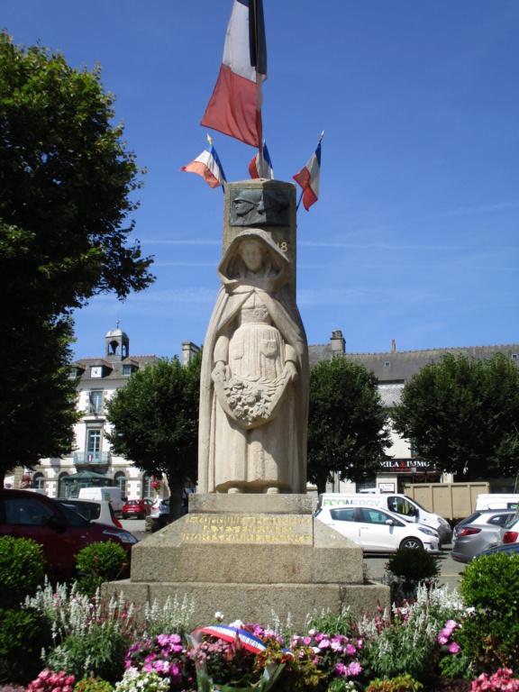 [ Histoires et histoire ] Monuments aux morts originaux Français Tome 2 - Page 14 425