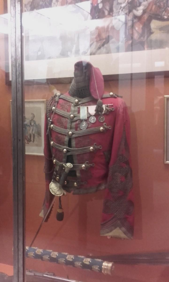 [ Histoires et histoire ] Musée de la cavalerie à Saumur 510