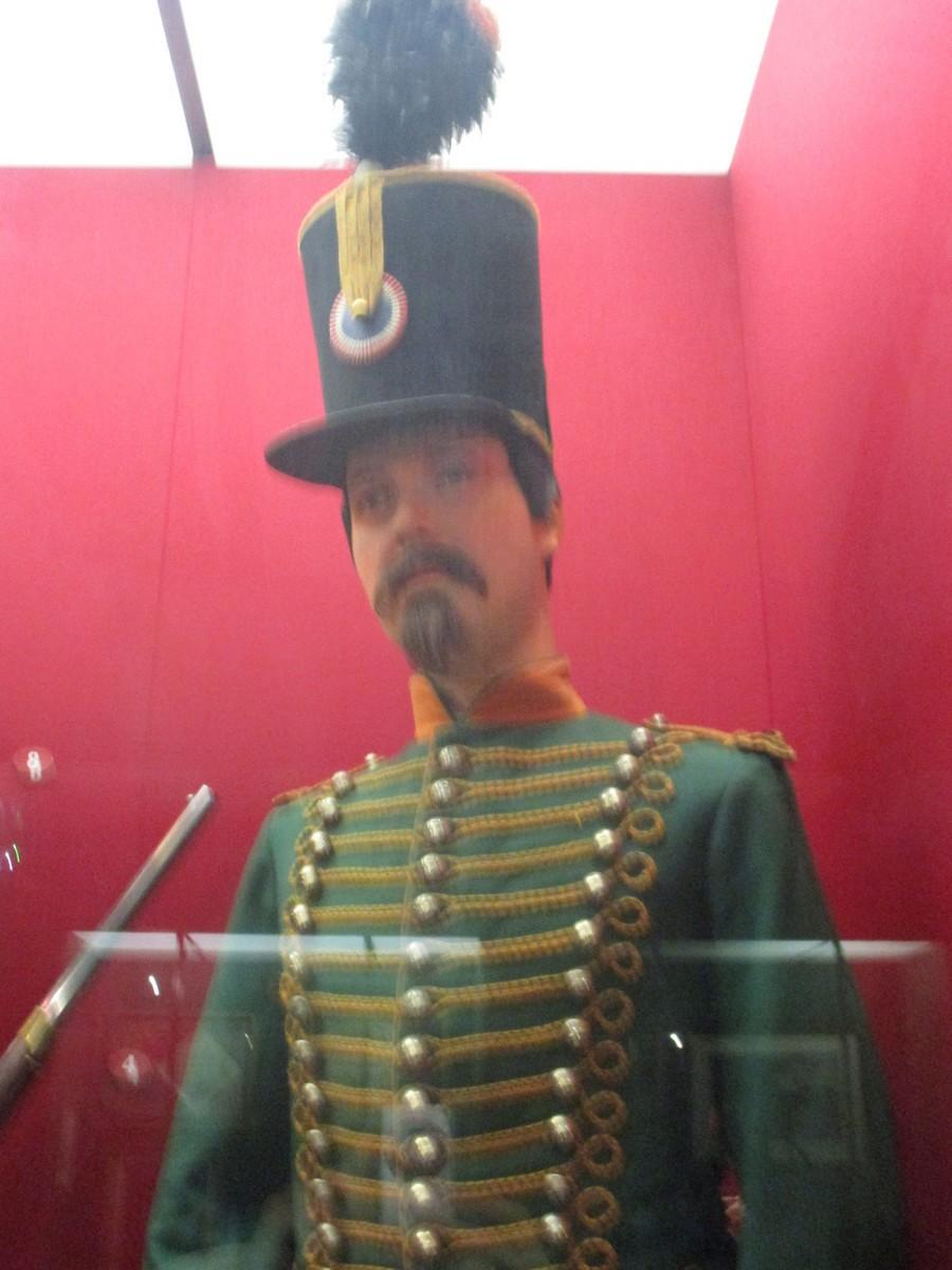 [ Histoires et histoire ] Musée de la cavalerie à Saumur 511