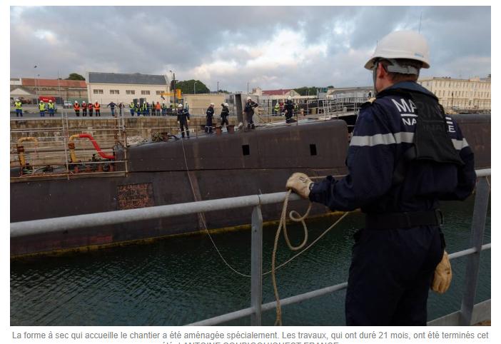 [Autre sujet Marine Nationale] Démantèlement, déconstruction des navires - TOME 2 - Page 38 511