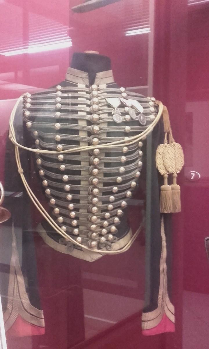 [ Histoires et histoire ] Musée de la cavalerie à Saumur 610