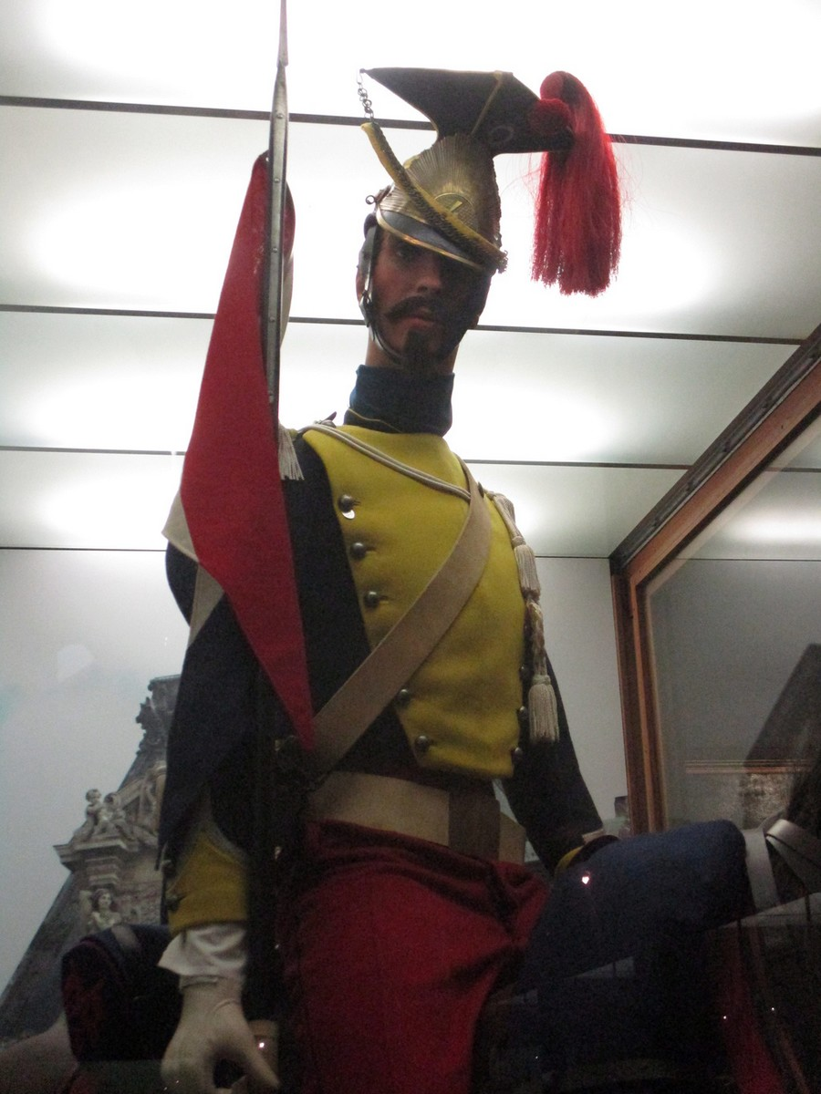 [ Histoires et histoire ] Musée de la cavalerie à Saumur 611