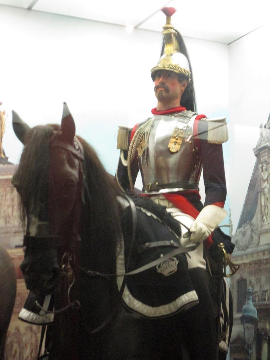 [ Histoires et histoire ] Musée de la cavalerie à Saumur 811
