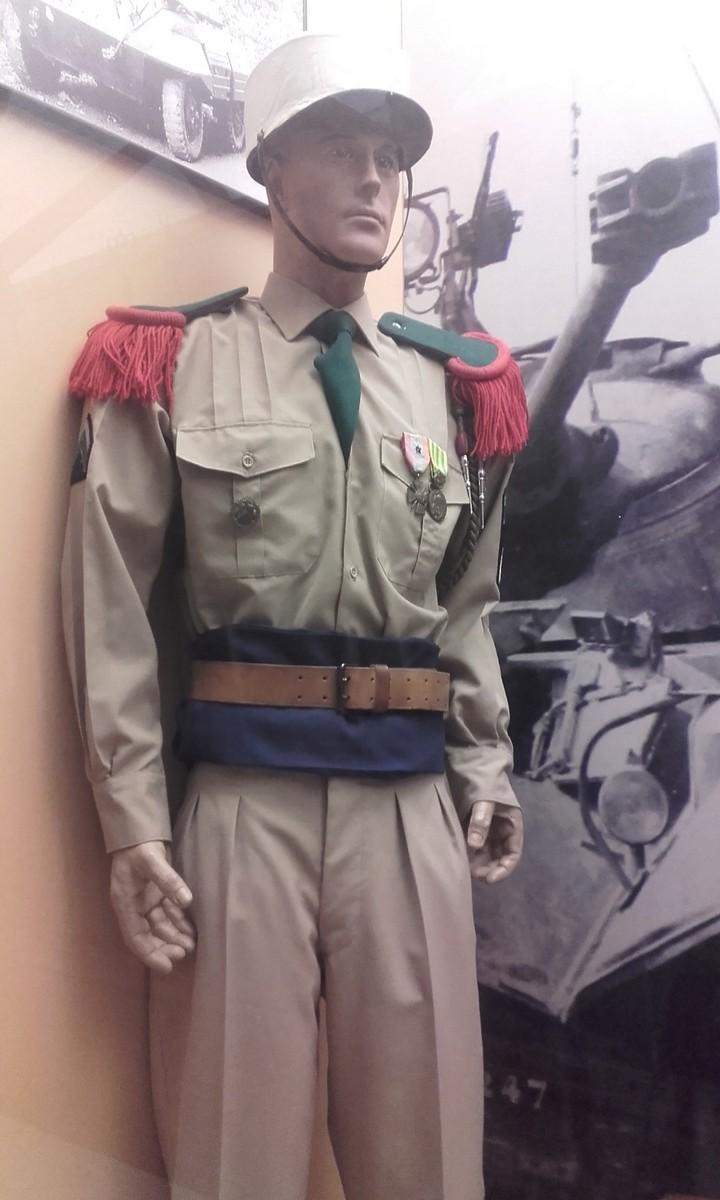[ Histoires et histoire ] Musée de la cavalerie à Saumur 812