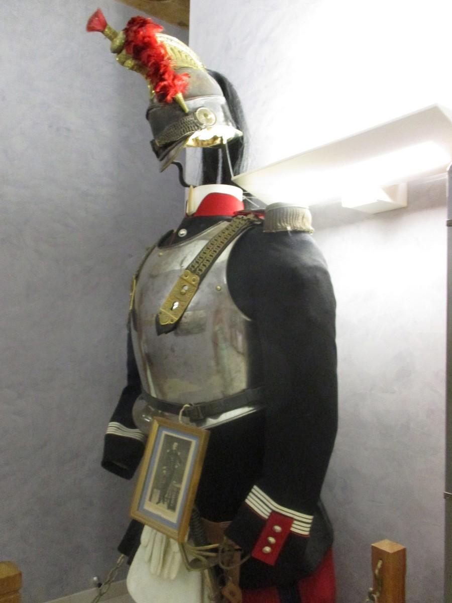 [ Histoires et histoire ] Musée de la cavalerie à Saumur 911