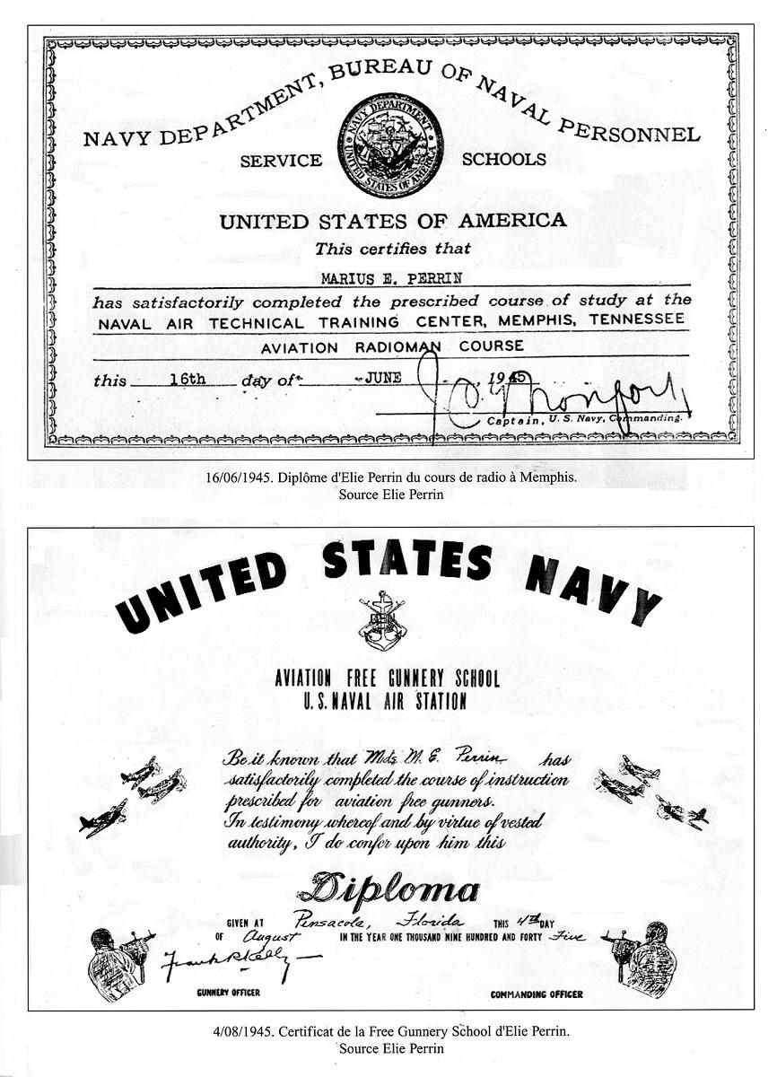 [ Aéronavale divers ] Radios volants, Radbo, Elbor, etc... - Page 2 Certif10