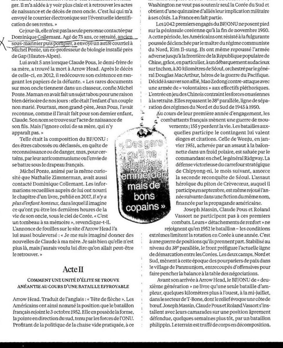 [Opérations de guerre] Guerre de Corée - Tome 2 - Page 13 Momo124