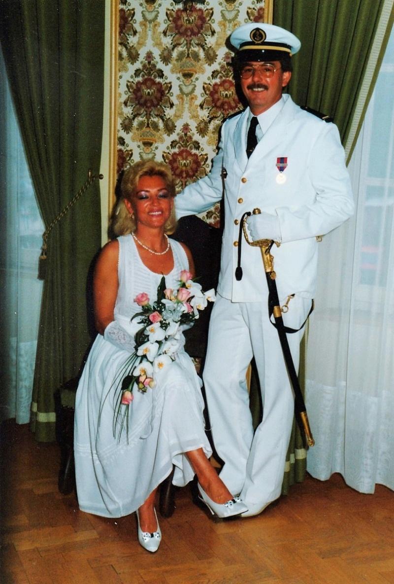[Les traditions dans la Marine] Mariage en tenue - Page 6 Momo180